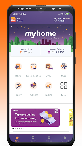 Myhome  Screenshots 1