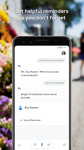 Foto do Google Assistant - Get things done, hands-free