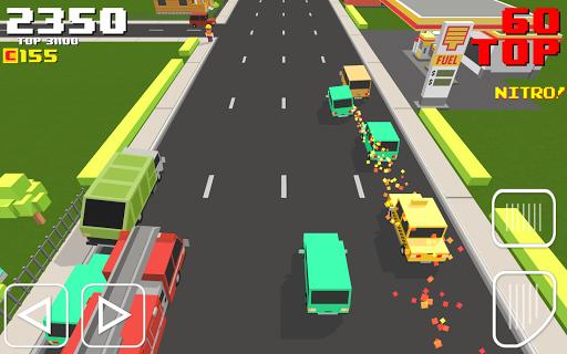 Blocky Road Racer 1.0 screenshots 6