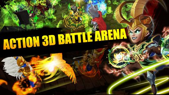 Battle of Gods-Apocalypse 9.6.6 Latest MOD APK 2