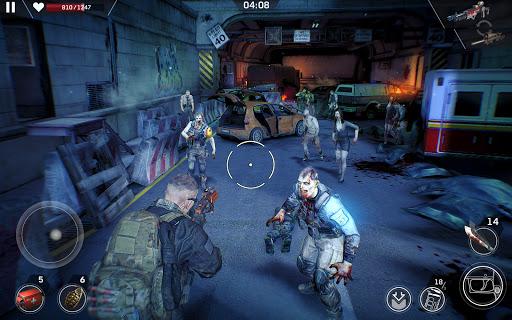 Left to Survive: Dead Zombie Survival PvP Shooter 4.3.0 screenshots 14