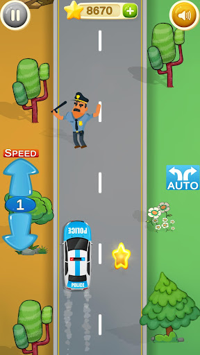 fun kid racing - traffic game for boys and girls screenshot 1