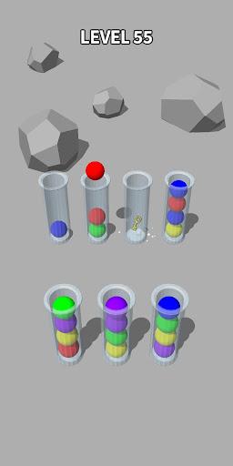 Color Sort 3D: Fun Sorting Puzzle - Ball Stack 0.3.3 screenshots 5