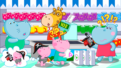 Supermarket: Shopping Games for Kids 2.9.6 Screenshots 3