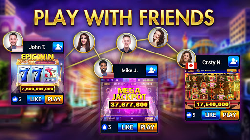 Club Vegas: Online Slot Machines with Bonus Games 65.0.2 screenshots 5