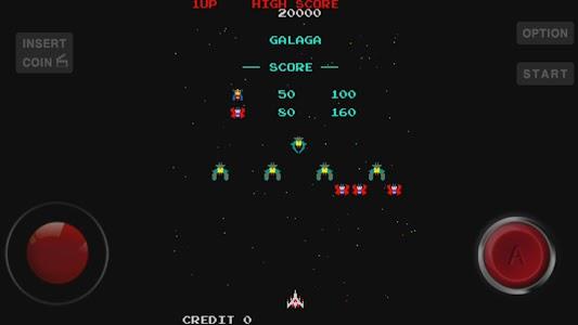 Galaga, Arcade Game 1.0.2