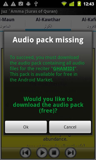 Audio Pack (Ali Hudhaify) For PC Windows (7, 8, 10, 10X) & Mac Computer Image Number- 5