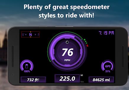 Speedometer & Odometer – TripMaster Car and Bike (PRO) 2.19 Apk 3