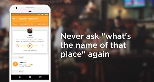 Foursquare Swarm: Check In 6.9.1 Screenshots 7