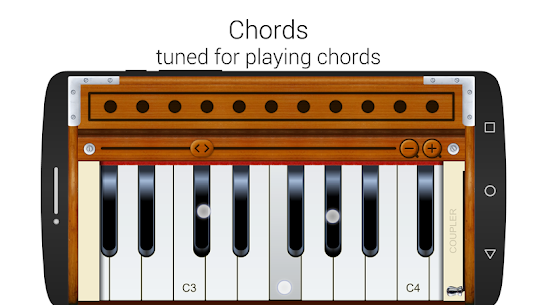 Harmonium Pro MOD APK 4