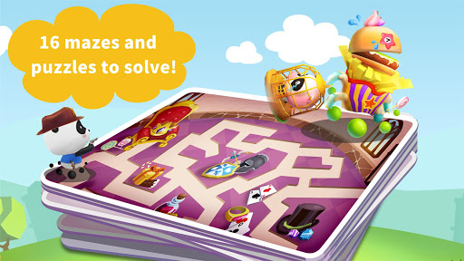 Labyrinth Town - FREE for kids 8.48.00.01 screenshots 3