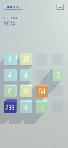 2048 CUBE  screenshots 1