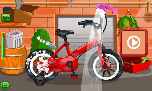 Bike Wash ss2