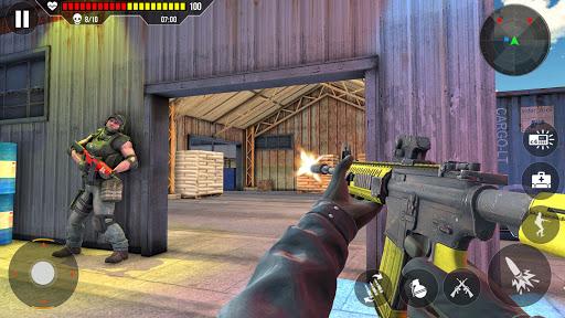 Encounter Cover Hunter 3v3 Team Battle 1.6 Screenshots 8