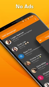 Simple SMS Messenger Mod Apk: Quick Text Messaging App (Full Unlocked) 1