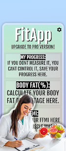 Body Fat% Muscle and Calories