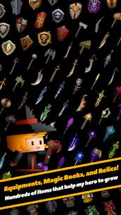 Raising Infinite Swords Mod Apk (God Mode/Unlimited Boxes) 5