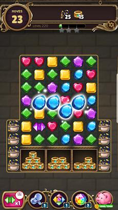 ジュエルランド:マッチ3パズルのおすすめ画像3