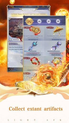 Idle Immortal: Train Asia Myth Beast apkslow screenshots 8