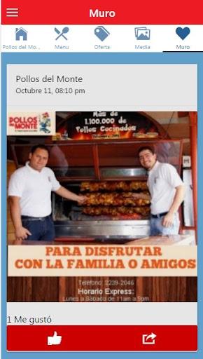 Pollos del Monte 2.8.0 screenshots 4