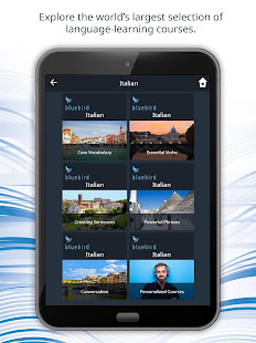 Learn 163 Languages   Bluebird 1.8.9 Screenshots 17
