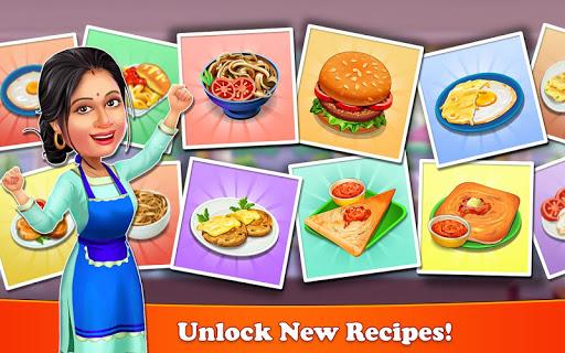restaurant city: food fever - cooking games screenshot 2