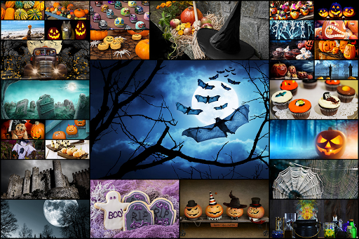 Halloween Jigsaw Puzzles Game - Kids & Adults ud83cudf83 26.0 screenshots 1