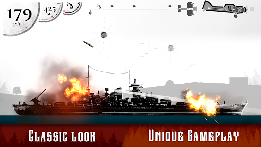 Warplane Inc. Dogfight War Arcade & Warplanes WW2 apktreat screenshots 1