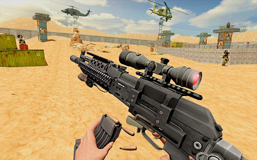 Code Triche Nouveaux jeux de tir gratuits hors ligne (Astuce) APK MOD screenshots 2