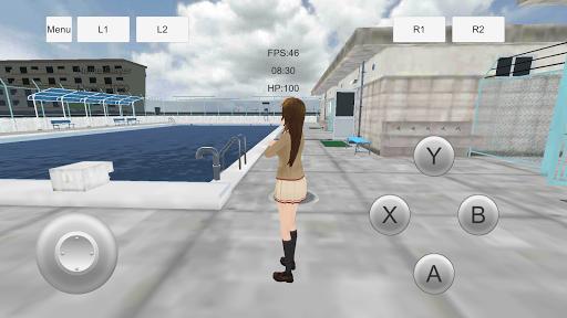 Women's School Simulator 2020 - Animal Edition  screenshots 21