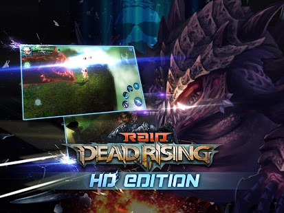 Raid:Dead Rising HD Screenshot