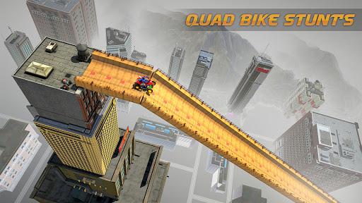 ATV Quad Bike Racing u2013 Mountain Climb Stunt Games  screenshots 9