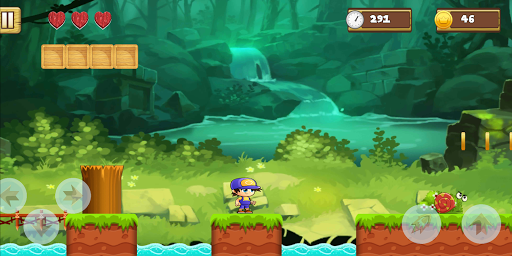 Jones - Lost In The Jungle 4.2 screenshots 1