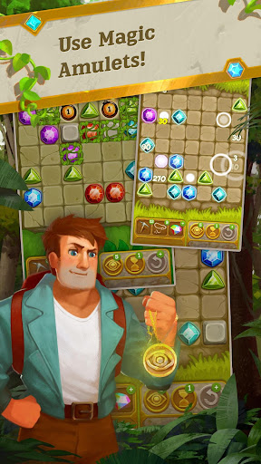 gemcrafter: puzzle journey screenshot 3