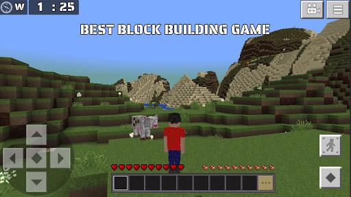 MiniCraft: Blocky Craft 2021 1.0.4 screenshots 8