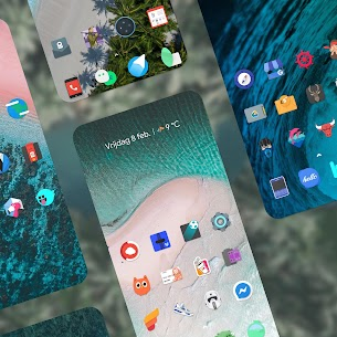 Ineclectic – Material Design Icon Pack (MOD, Paid) v1.2.9 4