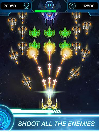 Galaxy Attack Space Shooter: Spaceship Games 1.4 screenshots 9