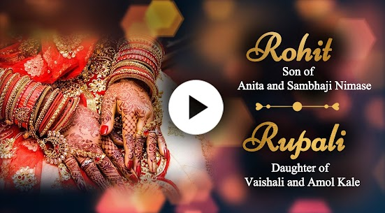 Wedding Invitation Video Maker For Pc – Run on Your Windows Computer and Mac. 2