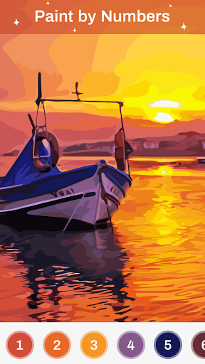 Color Palette - Oil Painting Color by Number android2mod screenshots 2
