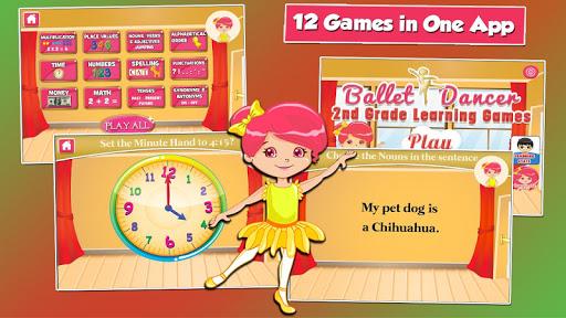 Ballerina Grade 2 Games 3.16 screenshots 1