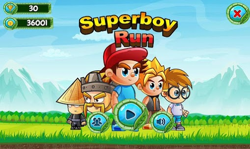 Superboy Run Hack & Cheats Online 1