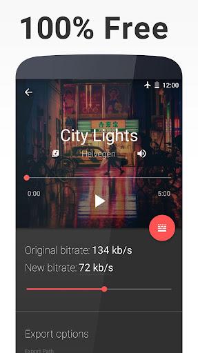 Timbre: Cut, Join, Convert Mp3 Audio & Mp4 Video 3.1.7 Screenshots 5