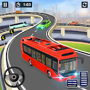 City Coach Bus Simulator 2021 - PvP Free Bus Games