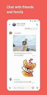 Gem4me – messenger and group chats 3
