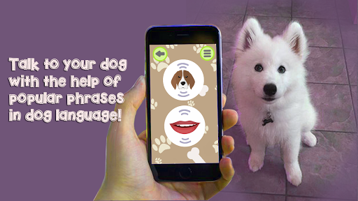 Dog Language Translator Simulator - Talk to Pet android2mod screenshots 2