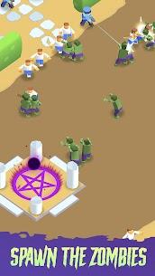 Zombie City Master MOD APK 0.5.1 (Unlimited Blood, Brain) 3