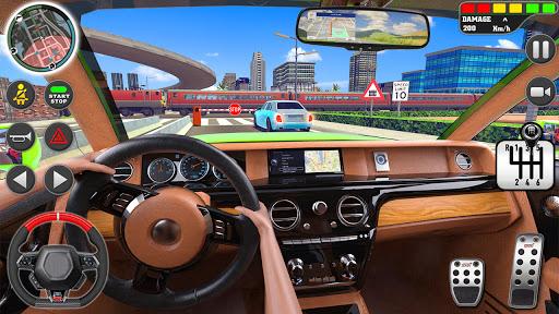 City Driving School Simulator: 3D Car Parking 2019 apkslow screenshots 1