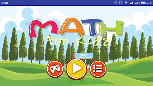 math kids -add, subtract, multiplication,division screenshot 1