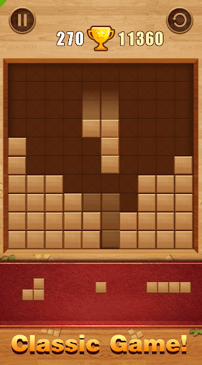 Wood Block Puzzle 2019 1.4.0 screenshots 1