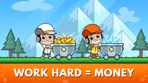 Idle Miner Tycoon: Gold & Cash Game 3.53.0 screenshots 12
